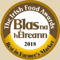 Best in Farmers Market, Tipperary 2018