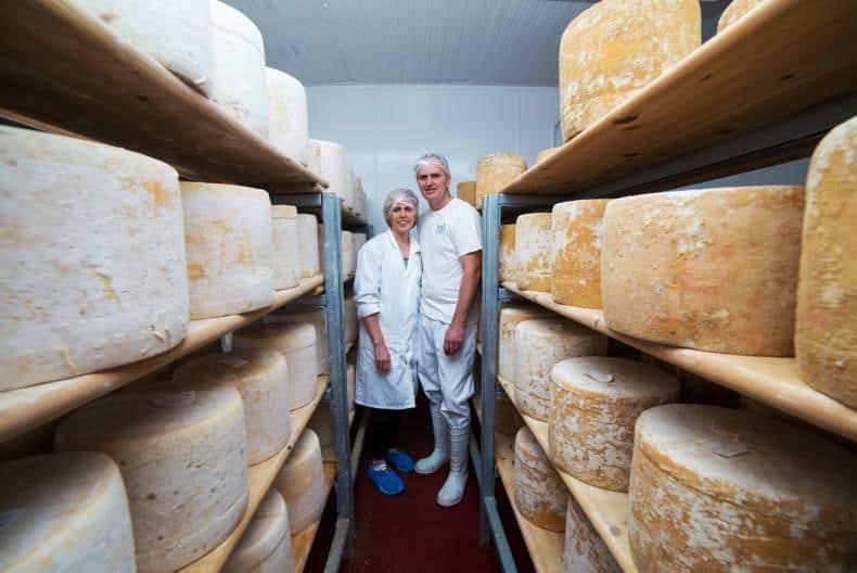 Derg Farmhouse Cheese