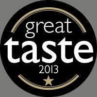 Great Taste Award, Blas na hEireann Gold, Best Emerging Producer 2013