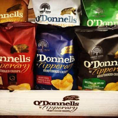 O'Donnells Crisps