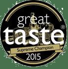 Great Taste Supreme Champion 2015